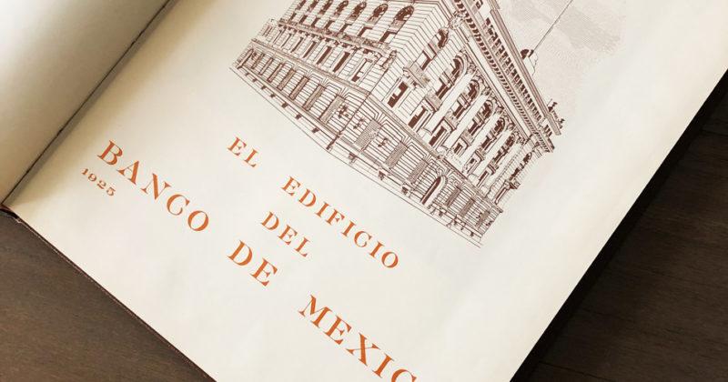 – El Libro Conmemorativo del 50 Aniversario del Banco de México